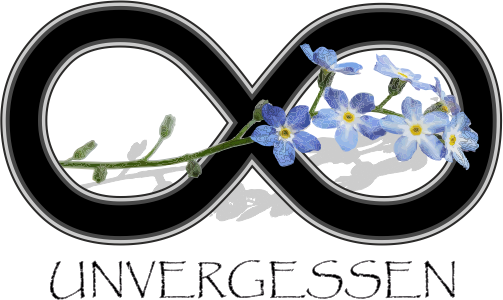 Unvergessen.at Logo
